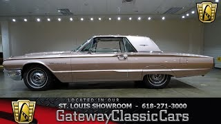 1964 Ford Thunderbird Stock #7324 Gateway Classic Cars St. Louis Showroom