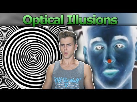 Thumbnail: The Most Insane Optical Illusions