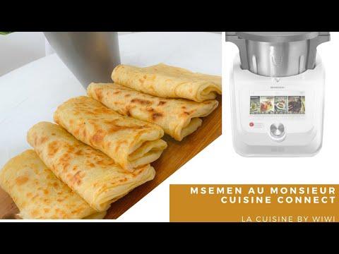 recette-msemen-(crêpe-feuilletée)-au-monsieur-cuisine-connect-mcc