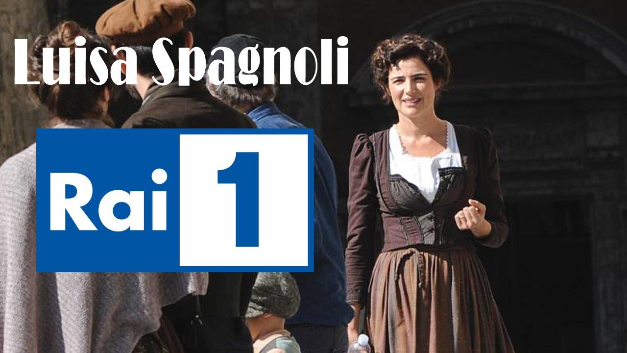 bdbdc22efd9e7 Luisa Spagnoli su Raiuno