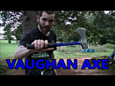 VAUGHAN AXE (Review)
