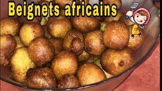 RECETTE DE BEIGNET AFRICAIN / MIKATE /LOFOMBO FACILE