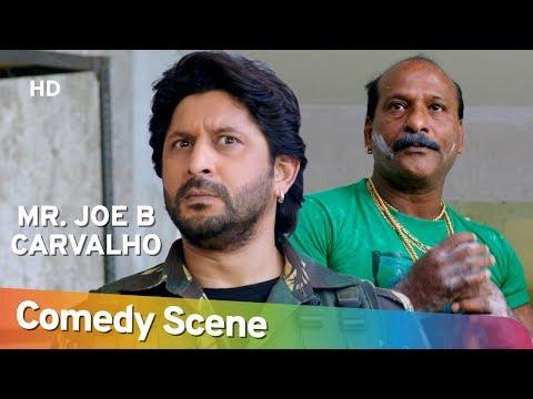Mr Joe B. Carvalho - Arshad Warsi - Hit Comedy Scene - अरशद वारसी कॉमेडी - Shemaroo Bollywood Comedy