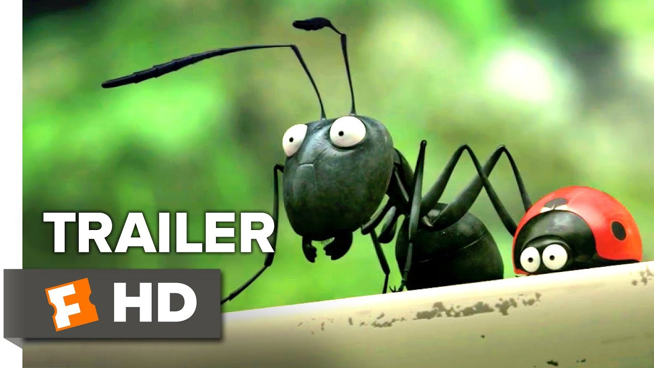 Download Minuscule: Valley of the Lost Ants Official International Trailer #1 (2016)  HD