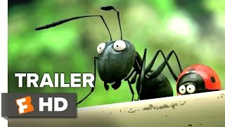 Minuscule: Valley of the Lost Ants Official International Trailer #1 (2016)  HD