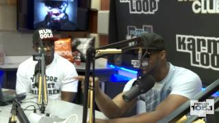 Papoose OnThe Breakfast Club - Power 105 1 FM