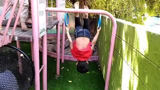 4 ವರ್ಷದ  ಮಕ್ಕಳು ಸ್ಟಂಟ್  4 years old children doing stunt
