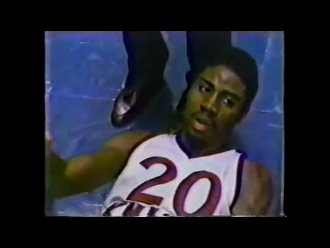 Micheal Ray Richardson (23pts/4asts/Defense) vs. Celtics (1980)