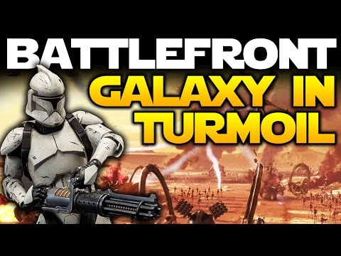 Star Wars Battlefront: Galaxy in Turmoil For FREE on Steam! Beta Details and New Maps