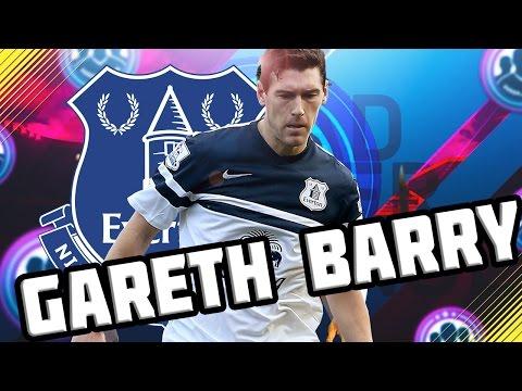 GARETH BARRY MILESTONE | EL HITO DE GARETH BARRY | FIFA 17 Ultimate Team