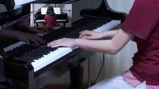 使用楽譜;月刊ピアノ2015年6月号、 2015年5月26日 録画.