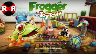Frogger in Toy Town - Apple Arcade Gameplay