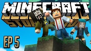 "Minecraft Story Mode: Episode 5 ""Order Up!"" FULL"