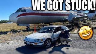crx-first-track-day-crashed-into-a-swamp