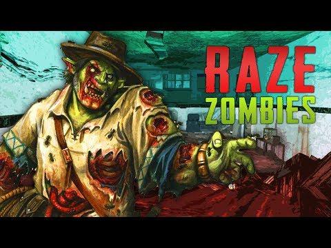 Raze (Call of Duty Zombies Mod)