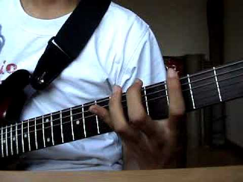 Changcuters - Main Serong [ INTROO] Guitar Cover