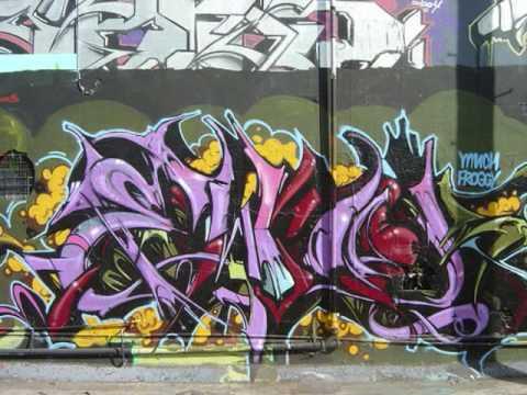 Msk Awr Graffiti 2 - YouTube