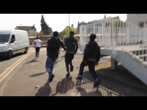 Uncle Rafool Gets Robbed In North London!😱 -- #FoolishUncle #7