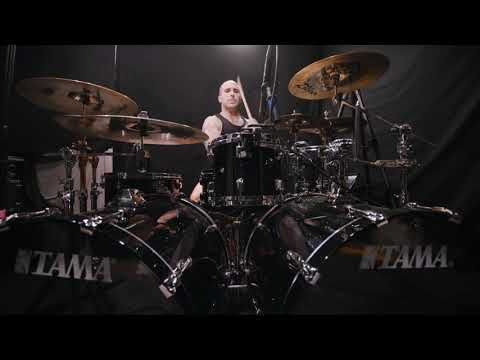 Bad Wolves 'Toast to the Ghost' Drum Cover