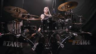 Bad Wolves 'Toast to the Ghost' Drum Cover Video