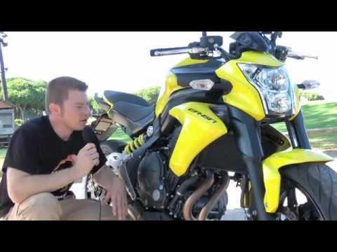 Kawasaki ER-6n 2012 : 1er essai vidéo par Moto-Station.com !