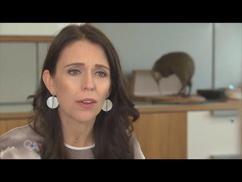 Q+A: Jacinda Ardern