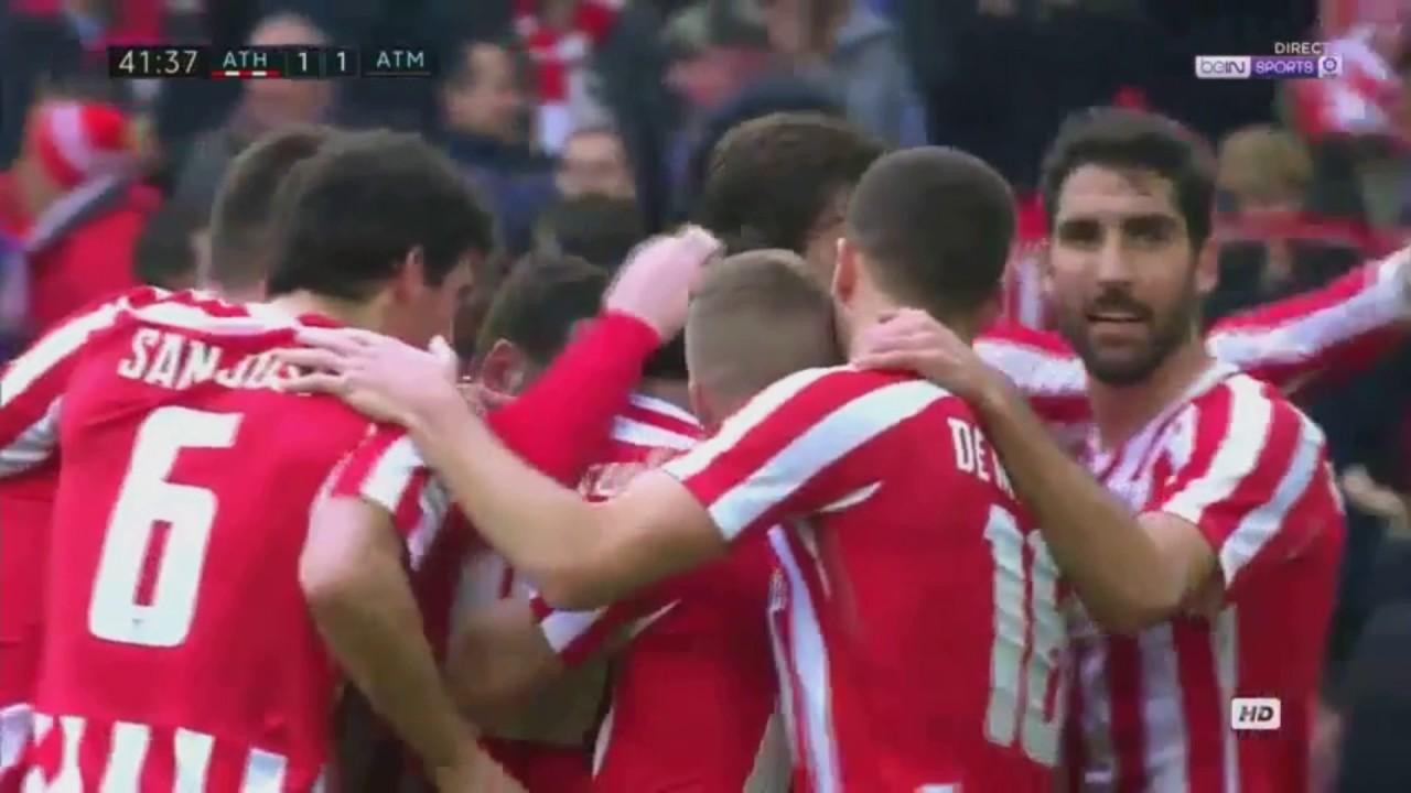 Атлетик   Атлетико обзор матча 22 01 2017