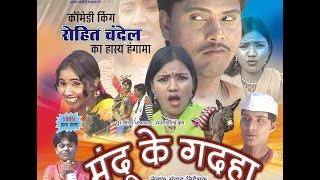 Mandu Ke Gadha - 1 hour Comedy Movie - Rohit Chandel - Drinker Rohit Chandel Cameraman-Mohan Sahu