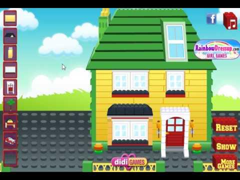 Lego House (Переделка дома из Лего) - прохождение игры