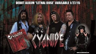 Cyanide - Lethal Dose Debut Album Video Teaser