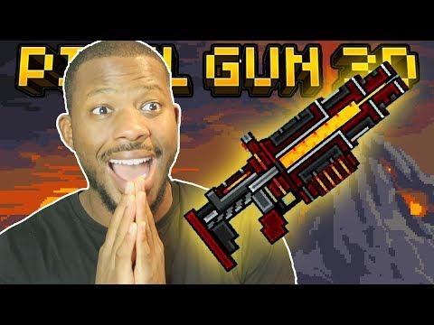 HEART OF VOLCANO BURRNNS! | Pixel Gun 3D
