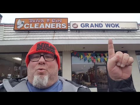 Grand Wok In Midland Park Lunch Review With Guest Hosts Brooklyn Godfather And DaeQuil