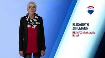 Diplomierte Immobilienmaklerin Elisabeth Zihlmann | REMAX Markthalle Basel | Warum REMAX?