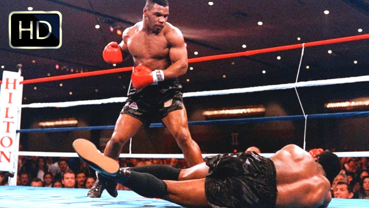 Download Os 10 nocautes mais BRUTAIS de Mike Tyson
