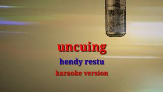 Video Karaoke pop sunda uncuing-hendy restu download MP3, 3GP, MP4, WEBM, AVI, FLV Juli 2018