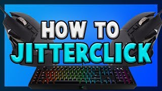 Gambar cover How to JITTERCLICK and Get BETTER AT PVP!