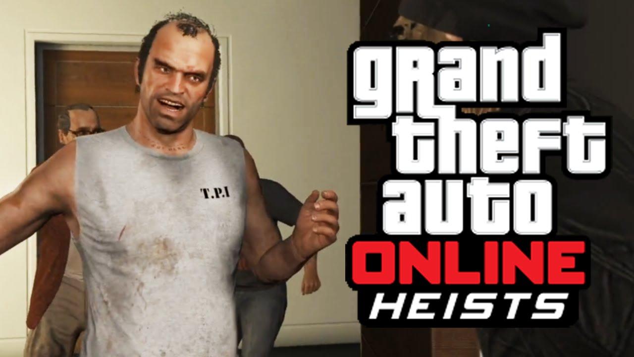 GTA 5 Online PS4  Бегущие по крышам! 48  YouTube