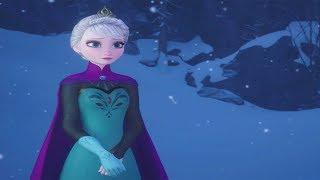 Elsa Meets Sora
