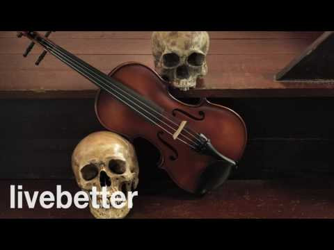 Música Clásica de Terror, Oscura, Dramática - Música Clásica Tenebrosa de Miedo y Misterio Famosa
