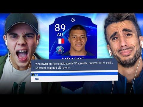 CHI PERDE SCARTA TUTTO!!! - SQUAD BUILDER SHOWDOWN w/Ohm | FIFA 19 ULTIMATE TEAM