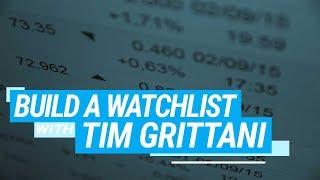 investing stock watchlist