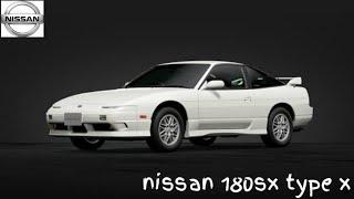 Nissan 180sx type X test drive