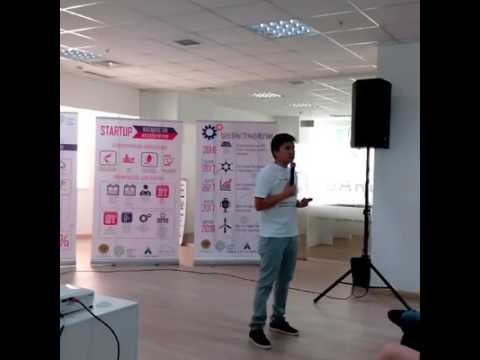 Беккожа Муслимов - Creating Billion dollar Technology  Companies in Kazakhstan