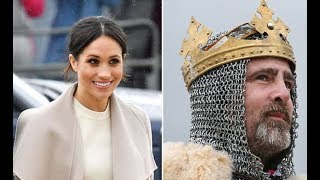 eghan Markle news - Meghan 'is descended' from Scottish hero Robert the Bruce