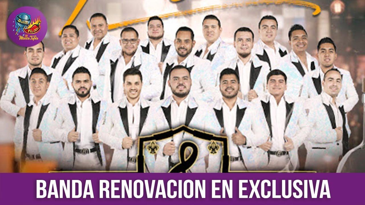 Banda Renovación - vocalista Melky Guerrero habla del sencillo gay 'Suele Pasar' !
