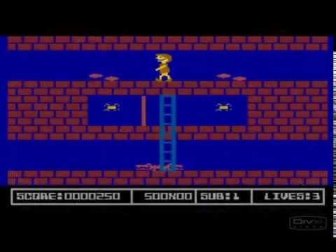 Juegos De Atari 800xl 2 3 Youtube