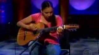 """Rodrigo Y Gabriela perform on """"The Late Late Show"""""""