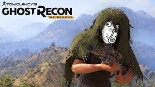 AGENTES TROLL y TRACTOR PRO! (Ghost Recon Wildlands con Amigos - Funny Moments) Lechu