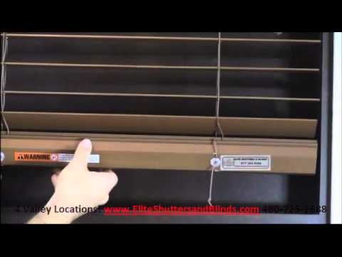 Replacing Warped Blind Slats