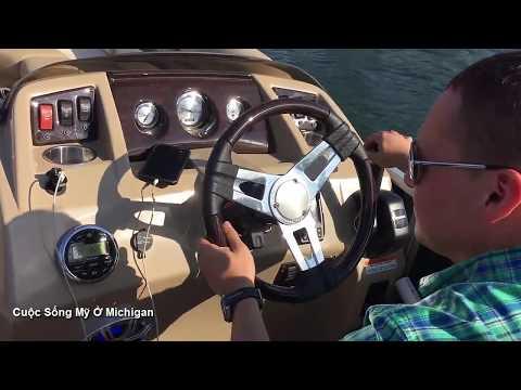 Cuộc Sống Mỹ Vlog 2 L Trên Chiếc  Thuyền Ở Mỹ Có Những Gì